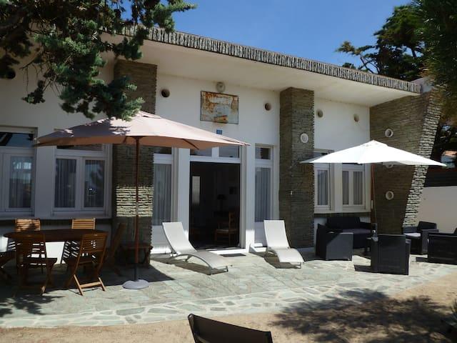 île de Noirmoutier, maison, vue sur mer - La Guérinière