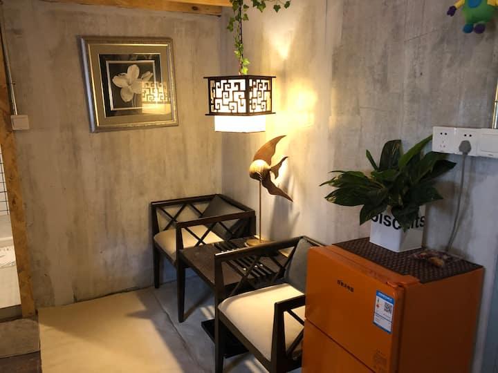 【适家】之愚园路Nest中山公园静安寺临地铁【ShiJia】Nest style house