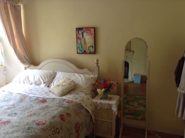 Pretty Double Room in Cosy Cottage - Buckfastleigh - Huis