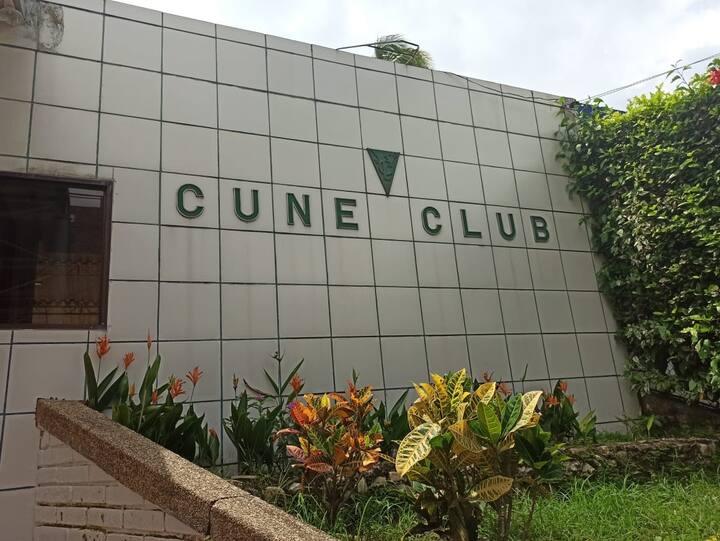 Habitación vip Cune club