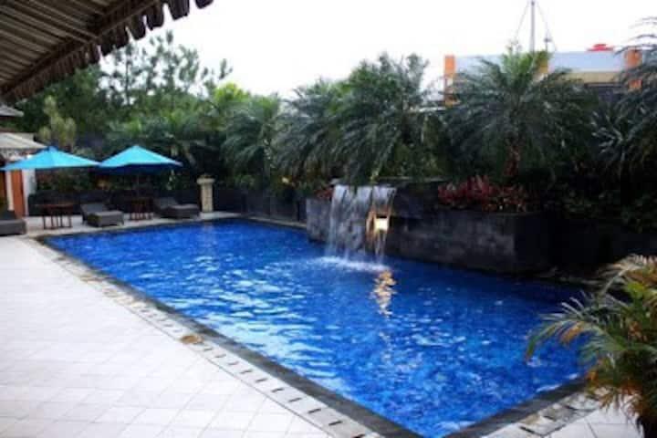 Brand-new 2BR @Majesty Apartment, Bandung