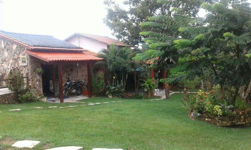 Retiro Carvalho - Pirenópolis - House