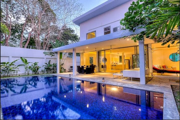 Modern  Nice Family Villa with own Pool