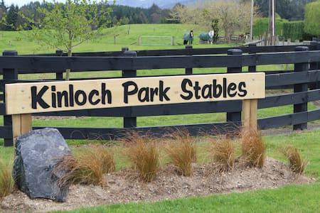 Kinloch Park Stables - free wifi