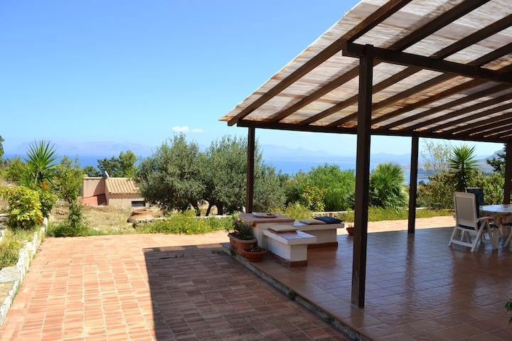 ☀️4 Bedrooms in Scopello close to sea   ★★★★★