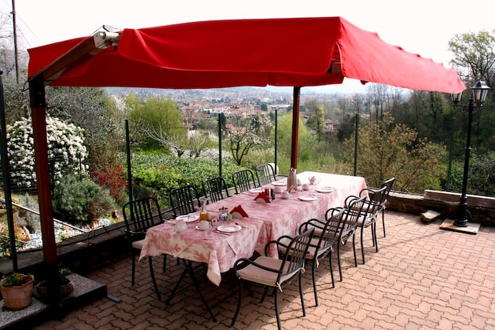 Dimora del Riccio - Bergamo - Huis