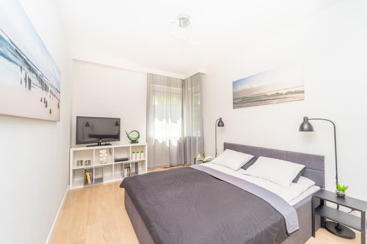 Sopot - przytulny apartament w centrum