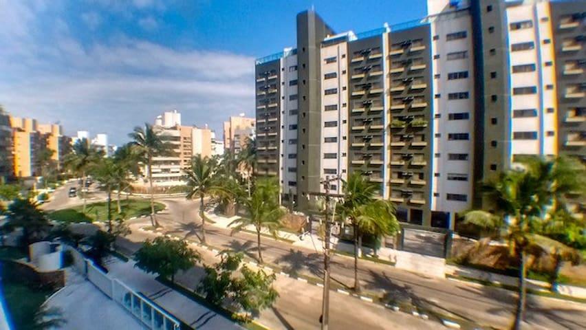 Apartamento a uma quadra da praia Riviera - Bertioga - Appartamento