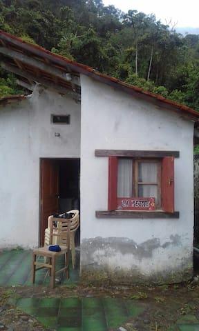 """CABAÑAS COMUNIDAD """"La Petite"""" - San pedro de la loma  - House"""