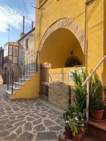 Assunta's house
