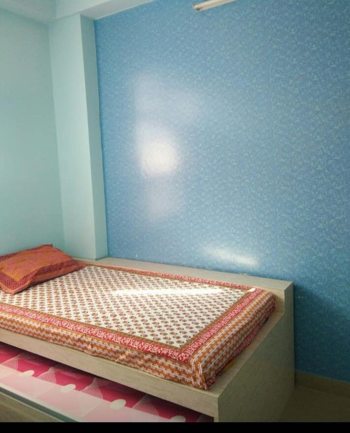 Retreat center, home stay, bed space