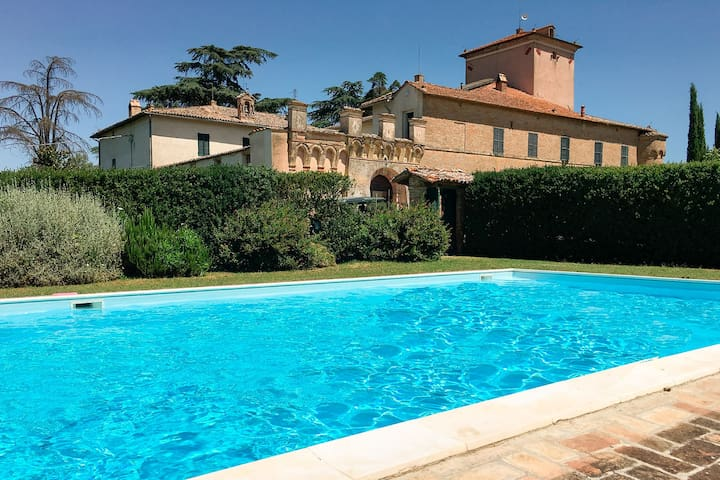 Roscetti Exclusive residence with private Pool