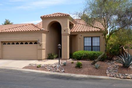 2/2 Golf Villa- Prestigious Ventana Canyon - Apartamento