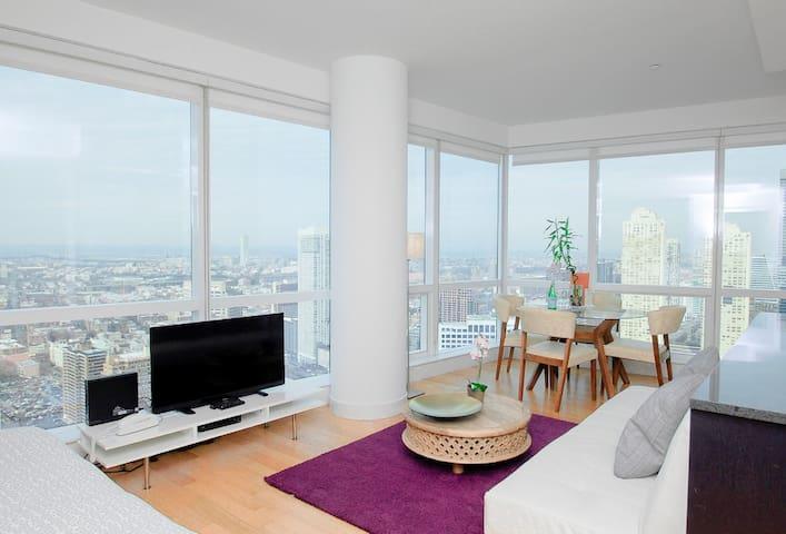 Dharma | Jersey City | High-End 2BR + City Views