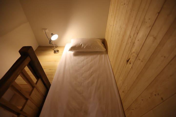 太魯閣小屋TarokoHut1935 -  4-person Mixed dorm-B