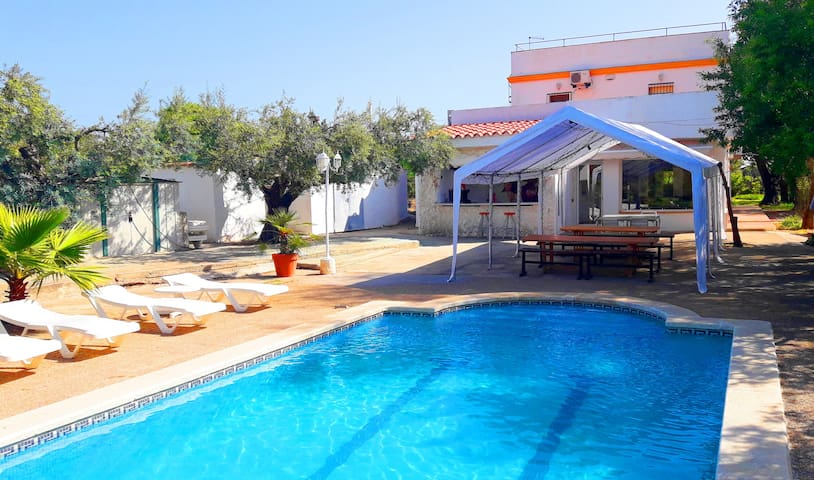 Villa near Salou ideal for Partys - Reus - Talo