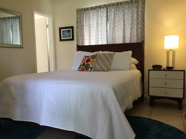 Studio in the Heart of Wilton Manors - Wilton Manors - Appartement