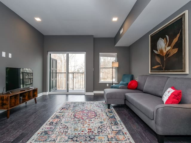 Brand New Luxury Condo Minutes from Downtown F1