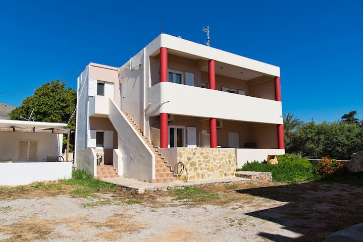 Artichoke appartment - Agia Galini - Daire