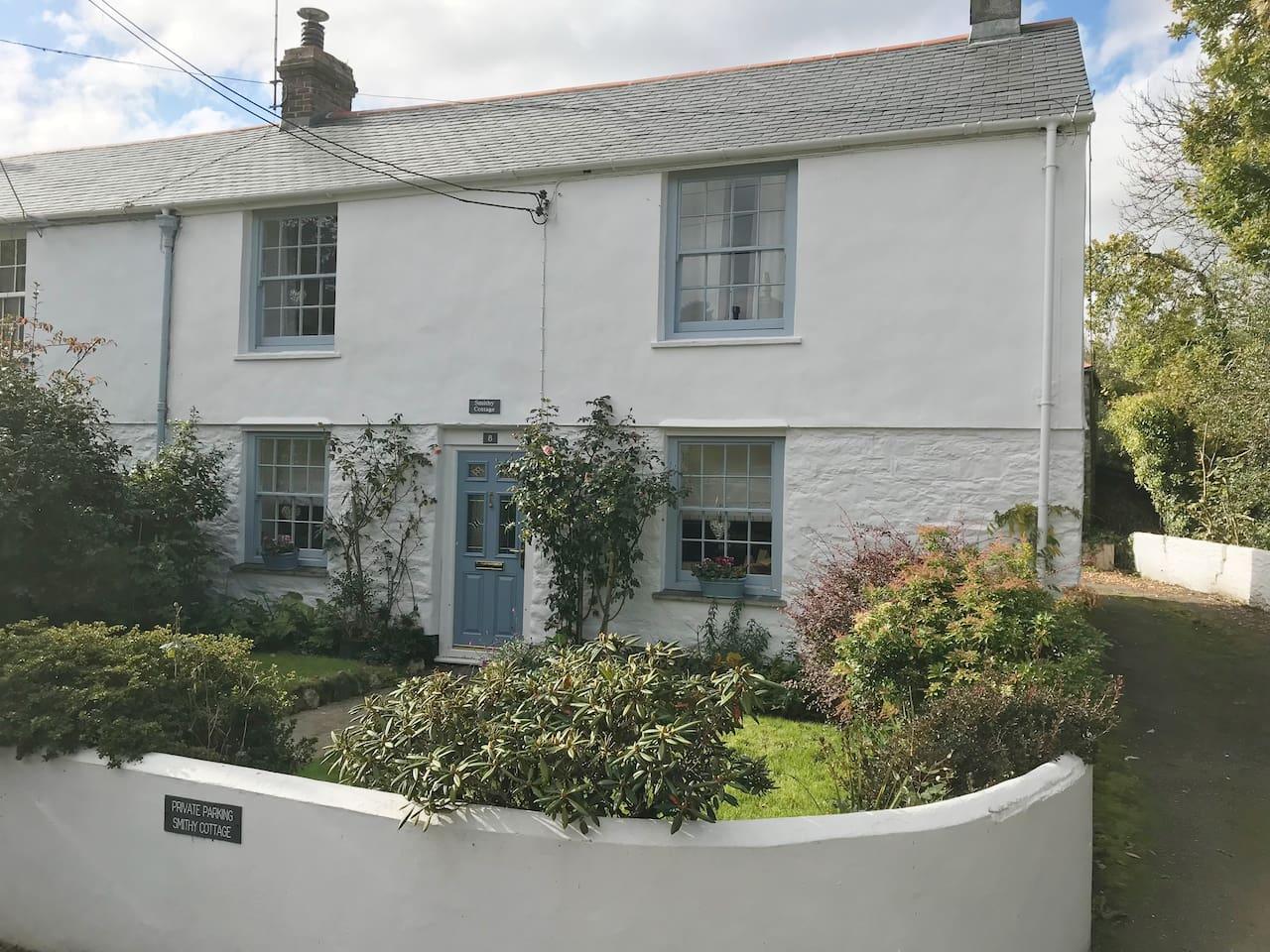 Smithy Cottage-former blacksmiths