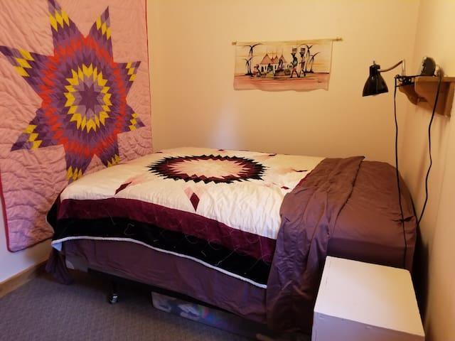 lower bedroom.