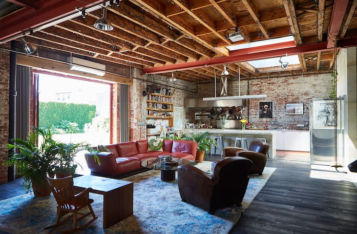 Red Hook Architectural - Brooklyn - Rumah