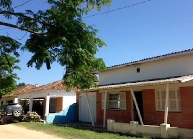 Casa de praia na fronteira Brasil-Uruguai - Barra do Chuí