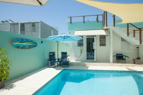 Seaside escape withTotally Private Pool