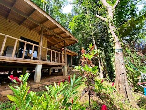 Cabaña Rica~Private Waterfalls & Natural Pools
