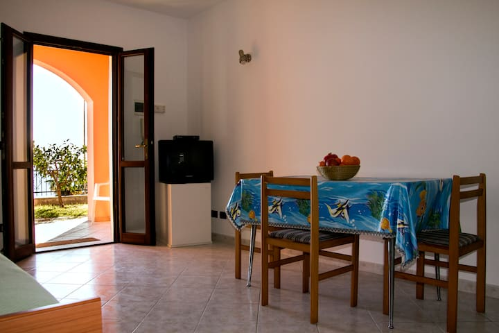Giardino pepe e mandarino - Marina - Apartament