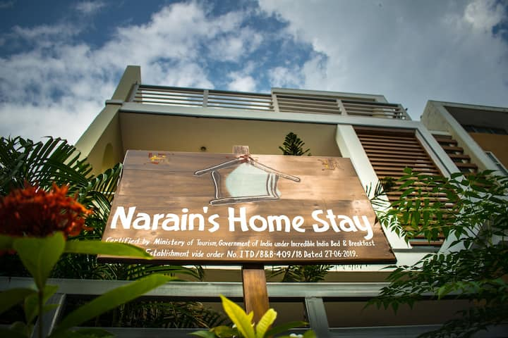 Narain's Homestay