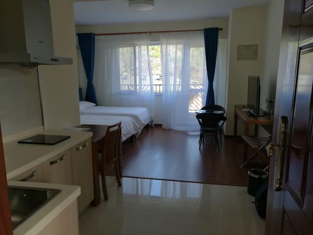 古北蓝韵~41平米大一居 - Beijing - Vacation home