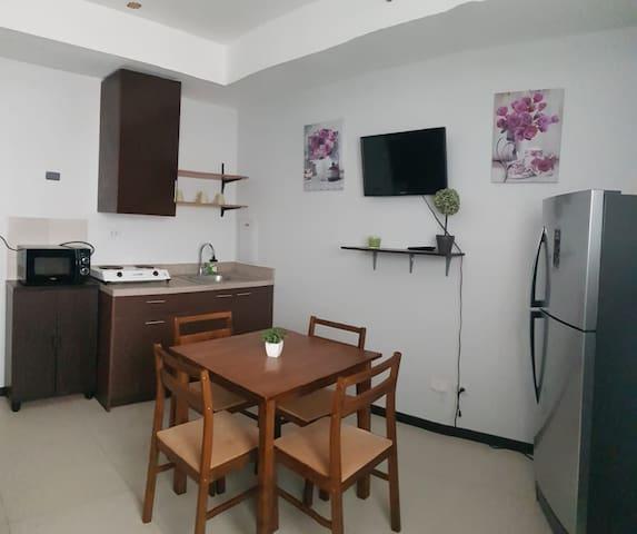 Clean and Spacious Studio in Cebu City ,Banilad
