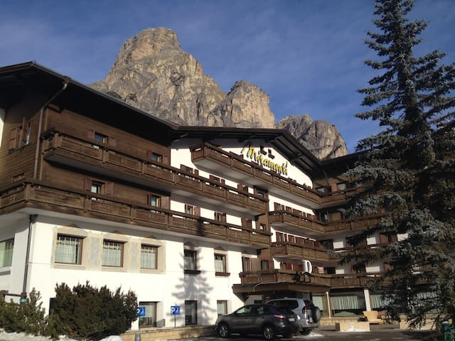 Double Room in Corvara in Badia