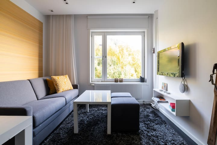 Cozy 1BR Apartment with Ski-in/Ski-out