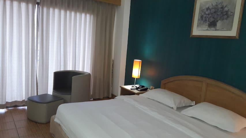 Garden Paradise Hotel&Serviced Apartment - Muang Pattaya - Apartment