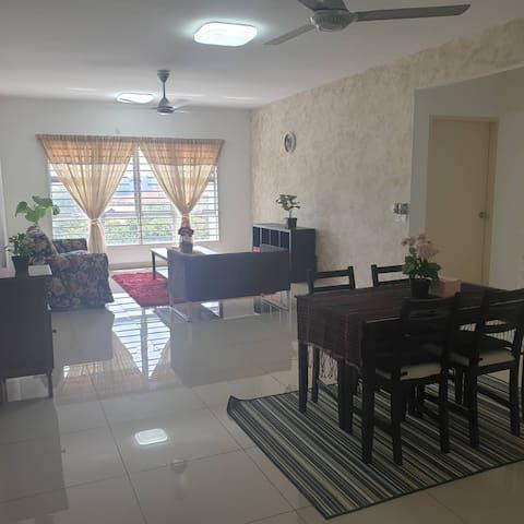 Putrajaya's homestay
