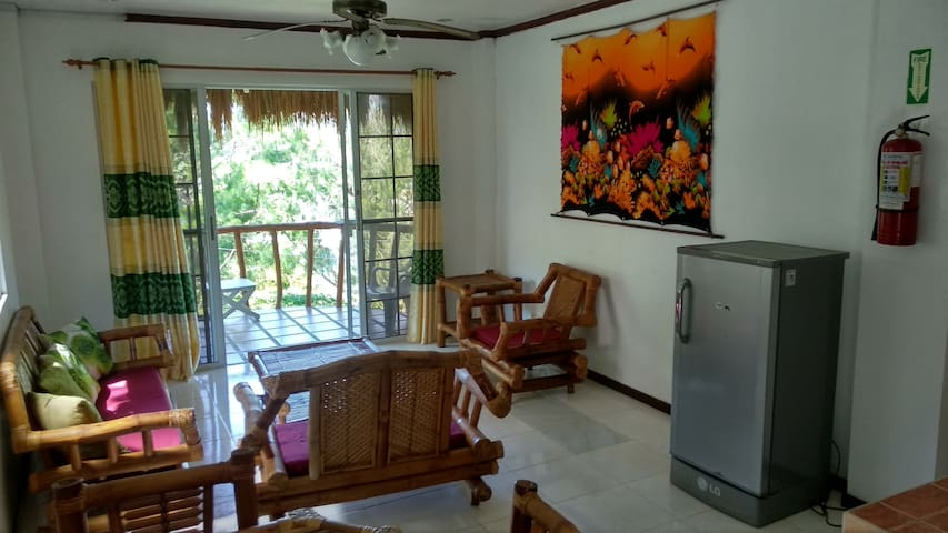 Two-Storey Private Villa w/ Kitchenette (Villa 1)