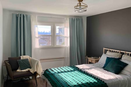 One bedroom with NYC view-25 minutes to Manhattan