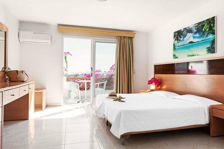 Karpathos, Minos beach Room