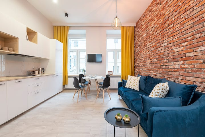 Piotrkowska 37 Apartment 1