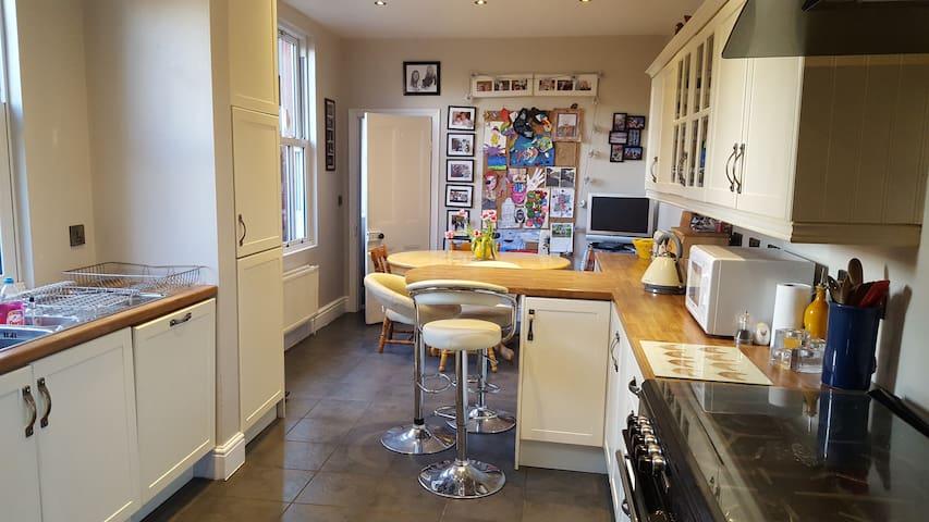 Open Golf accommodation 1.4 ml from Royal Birkdale - Southport - Casa