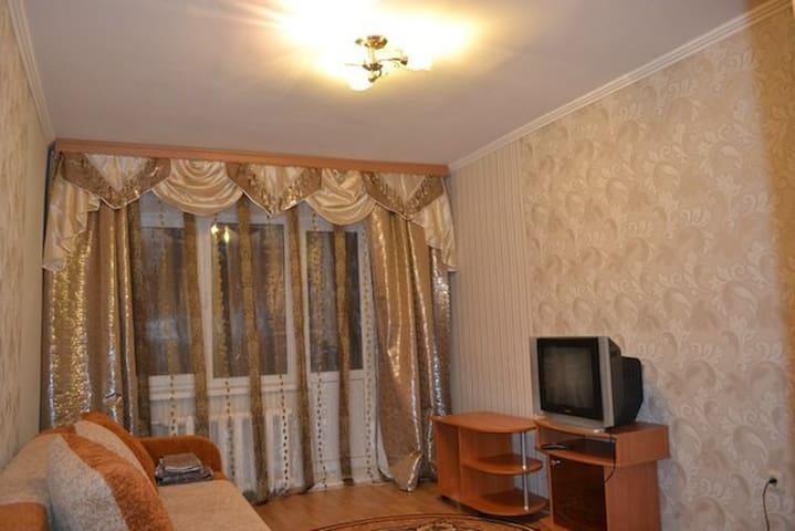 Квартира в самом центре города !!! - Veliky Novgorod - Lägenhet