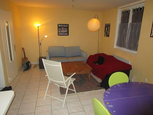 Appart 65 m2 à 5 minutes à pied du centre ville - Angoulême - Leilighet