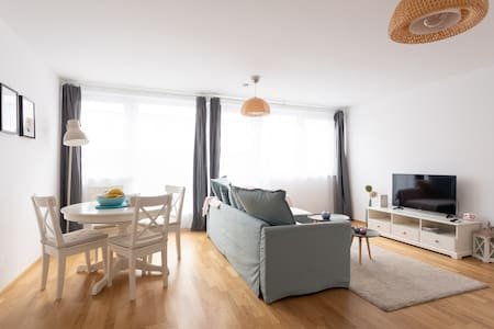 Beautiful new Apartment near Danube River 63,97m²