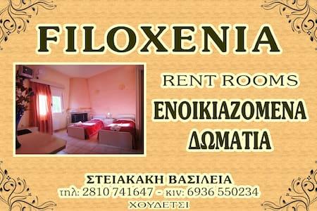Filoxenia apartments Houdetsi Crete - Choudetsi - Flat