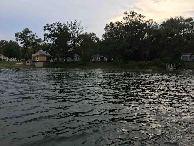 Idlewild Lake Home