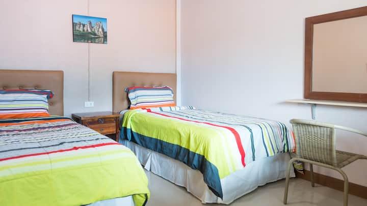 Private room - Naiyang Beach - Phuket Airport
