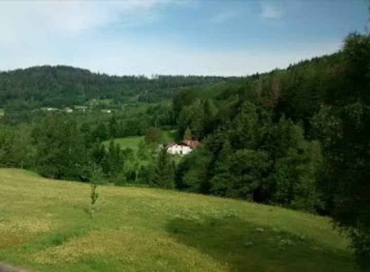 Au coeur des Hautes Vosges,  un nid de douceur