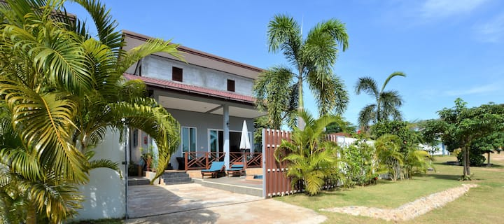 2 bedroom pool villa.Sitara Villa 2